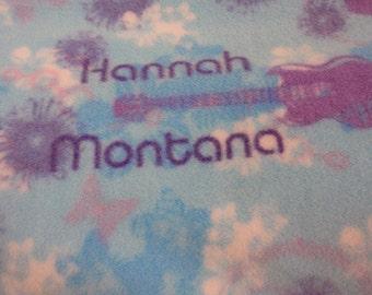 Hannah Montana Blanket