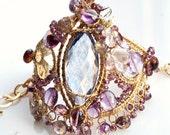 oOo RESERVED oOo The KIR ROYALE Cuff Bracelet