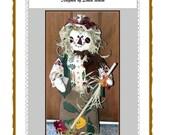 Scarecrow Rob Country Scarecrow Doll  E-Pattern