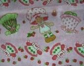 Strawberry Shortcake Dress Up Doll