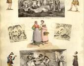 1850 Album, page 8, Digital Download image page scan, DB007