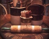 Vintage Rolling Pin and Cover Favorite Gatherings