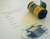 Half-Letter PHOTOGRAPHER's PLANNER printable  (32 kinds of worksheets, tabs, workbook, templates)