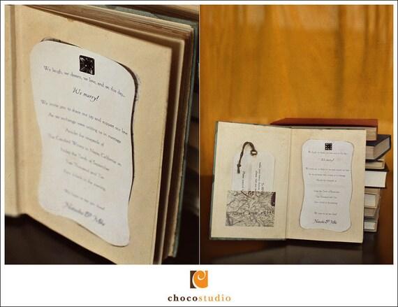 Wedding Etiquette Books: Book Wedding Invitations