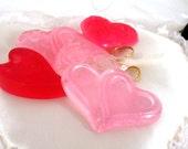 Heart Shaped Wedding Favor Soaps