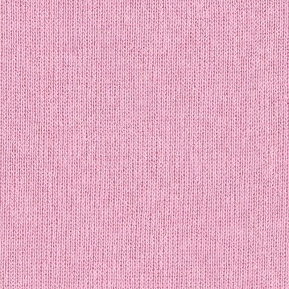 PINK 1x1 RIBBING, Cotton, Fat Eighth, 9 x 18 inches