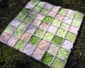 Custom Made Rag Quilt