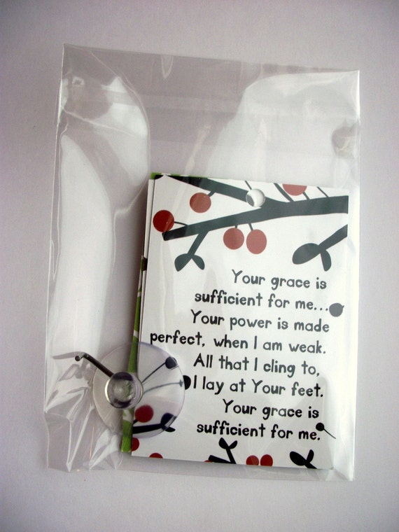 Scripture and encouragement for your mirror (Set 1). Includes 6 designs and suction hook. Start and end your day right.