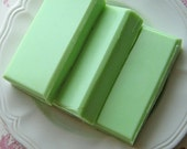 Lime sugar soap - vegan