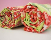 SWADDLING BABY BLANKET........Beautiful flannel prints with serged seams, light weight warm fabric....perfect for wrapping up a newborn