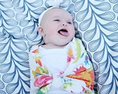 The Pod Swaddler  - Swaddling Blanket and Baby Sleep Sack - PDF Pattern, Ebook, Tutorial