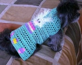 FUZZY WUZ A BUNNY - Many great colors avail - 2 to 20 lb dogs