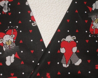 HAVE a HEART TEDDIES - Valentines Dog Harness Vest - Made to order - choose shirt color