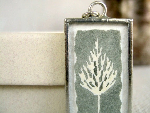 original sage tree pendant