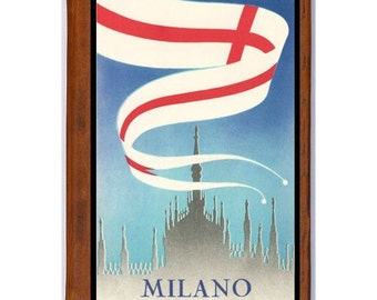 MILANO 1- Handmade Leather Photo Album - Travel Art