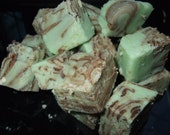 Mint Chocolate Chip Fudge with Free Shipping