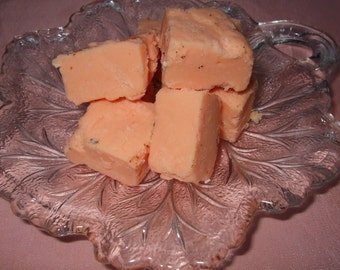 Orange Creamsicle Fudge with Free Shipping