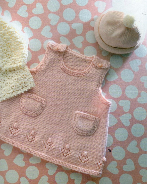 Japanese Baby Knitting Pattern Book 38 Projects Ages 13 24