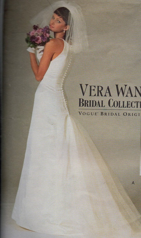 Vogue Patterns 2118 Sewing Pattern Vogue Bridal Original