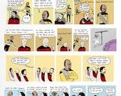 Nobody Listens to Worf - Poster