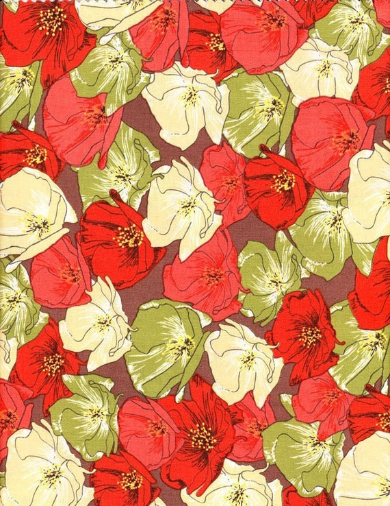 SALE---1 yard---PR205 from the Bryant Park Collection by Kristian A. Howell for Anthology Fabrics