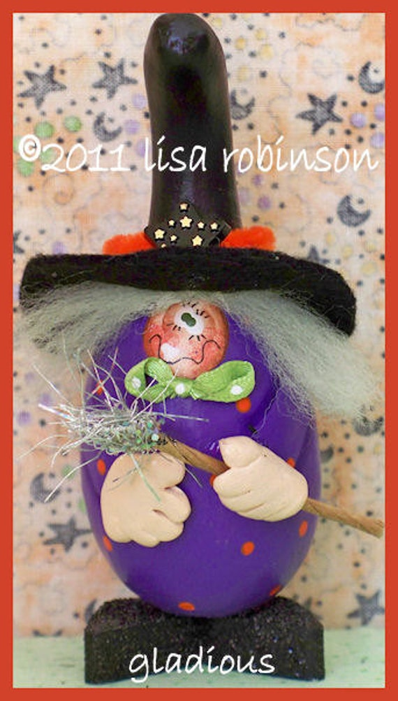 hAnD pAiNtEd HaLLoWeeN WITCH GoUrD doLL oRnAmEnT dEcOrAtiOn wAnD GLADIOUS  hp oRiGiNaL pRiM cHiCk dEsiGnS