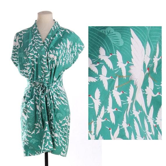 Out on Vacation Kimono dress