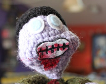 Jake the Zombie Doll