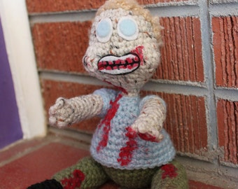 Mike the Zombie Doll
