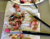Colored Pencil Shavings Fine Art Photo