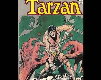Tarzan Vol. 26 No. 224 - DC Comics Comic Book c. October 1973
