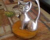 kitty cat ring holder