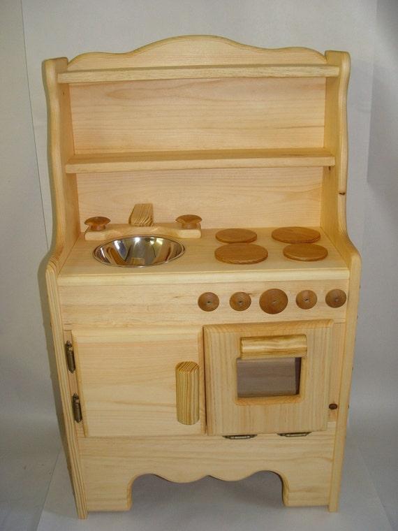 ivy's wooden play kitchen child's toy kitchen no mdf