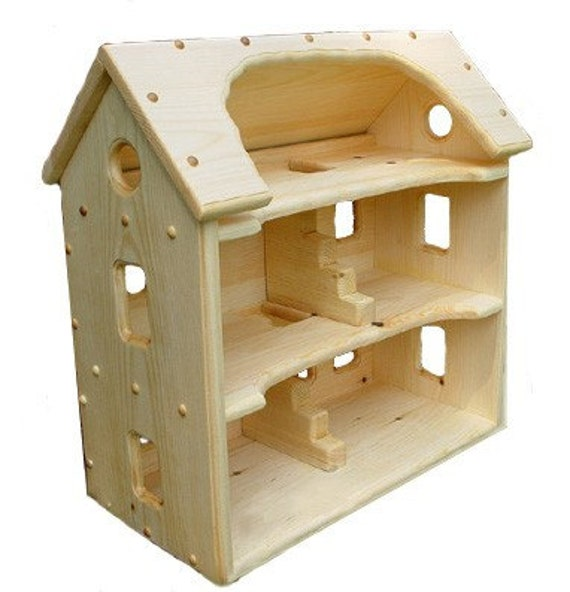 How To Build A Toy House Out Of Wood