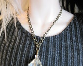 Diamond Bronze Necklace MSD