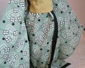 Green Sleeve Kimono MSD