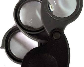 15x Tri Folding Magnifier