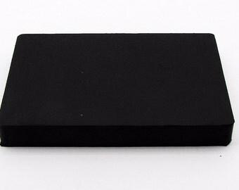 Rubber Bench Block - 4 x 6 x 3/4 Inch