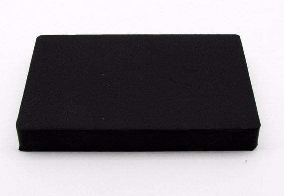 Rubber Bench Block - 4 x 6 x 3/4 Inch