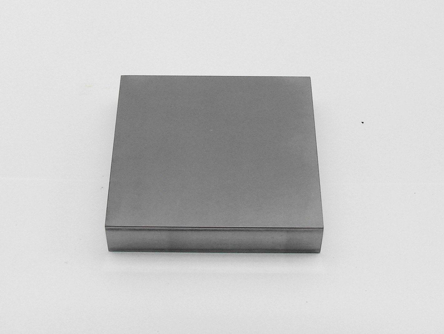 Steel Bench Block 4 X 4 X 3 4 Inch