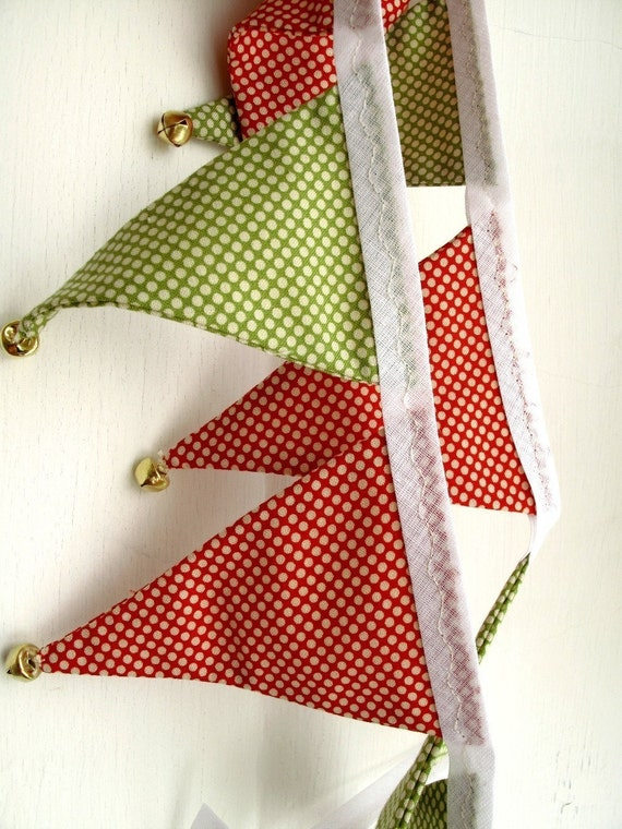 Mini Bunting x made by Elves