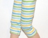 Spring Time Striped Capri Pants For Blythe...One Pair Per Listing...