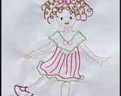 INSTANT DOWNLOAD I'm the Big Sister machine embroidery designs