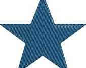 MINI star machine embroidery designs