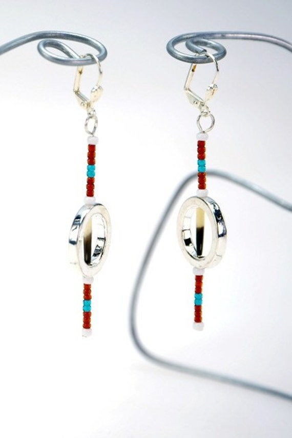 Anishinaabe Pride Earrings