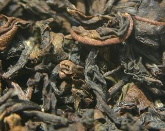 Darjeeling Loose Tea ORGANIC 4oz.