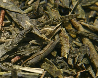 Sencha Leaf Green Loose Tea ORGANIC 4oz.