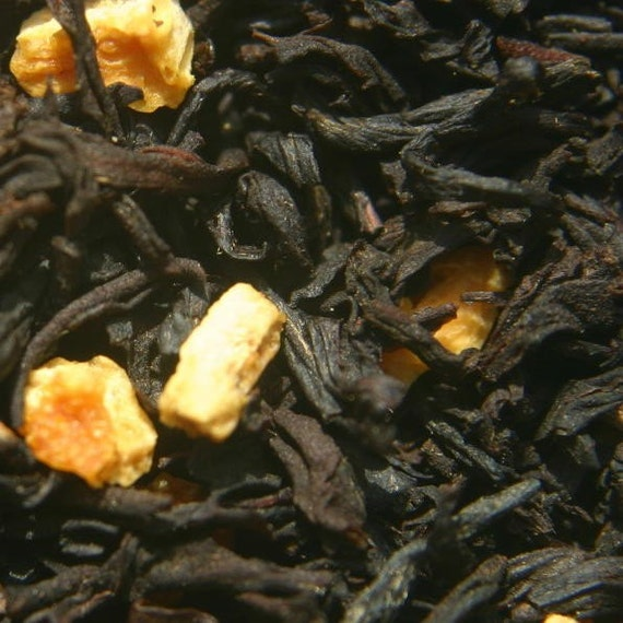 Cranberry Orange Loose Tea ORGANIC  4oz.