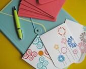 Note Card Set Pinwheel Variety Pack