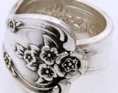 Spoon Ring Size 9 Inspiration